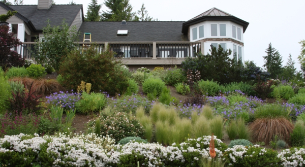 sequim luxury home with water view