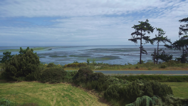 Sequim Dungeness Lighthouse View