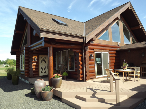 Sequim Log Homes
